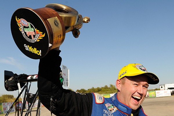 Crampton seals deal with Kalitta for 2018