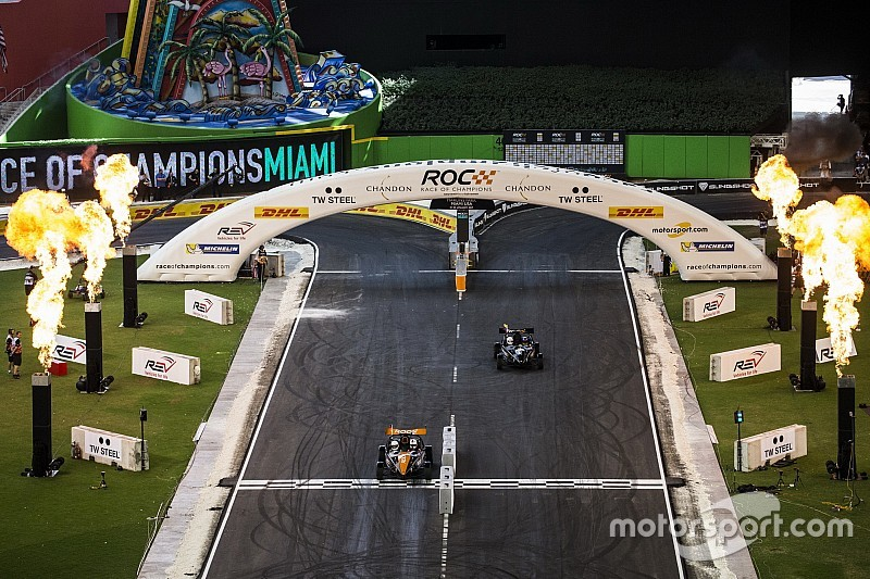 مقابلة خاصة مع جونسون: إقامة سباق الأبطال في السعودية نقلة نوعية لرياضة السيارات العربية