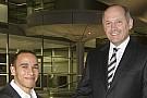 Hamilton: McLaren benim için hep Ron Dennis'in takımı olacak