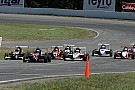 Formula Renault Конфуз на финише. Как не должны заканчиваться гонки