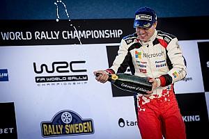 WRC Важливі новини Ярі-Матті Латвала вітає з Різдвом