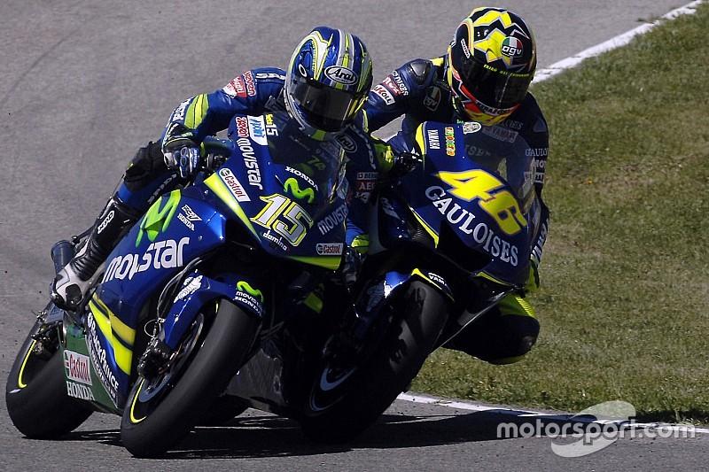 """Valentino Rossi sorgt für Lacher: """"Mit Sete - ach ja, da war was"""""""