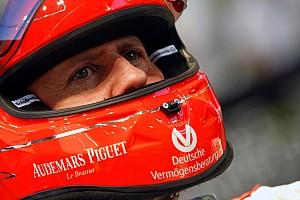 Forma-1 Elemzés Négy éve, hogy Michael Schumacher súlyos síbalesetet szenvedett