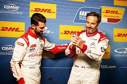 Muller fue votado como el mejor piloto en la historia del WTCC