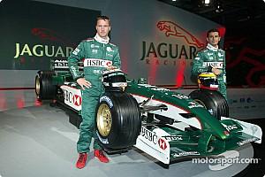 Forma-1 Nosztalgia 16 éves a Jaguar utolsó dobogós F1-es autója