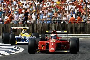 Forma-1 Elemzés Legendás Ferrarik a Forma-1-ben: a majdnem-világbajnok 641-es