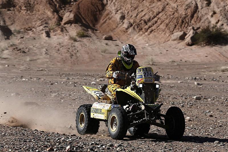 El piloto amante de los animales que corre el Dakar por el yaguareté