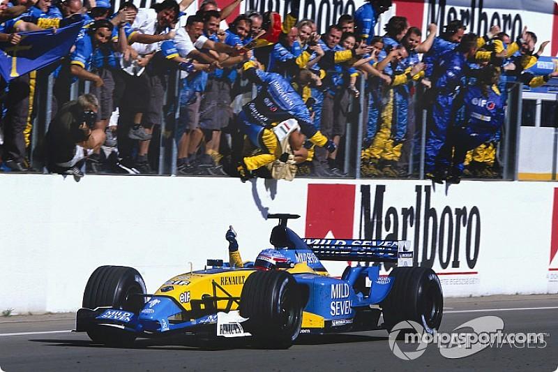 Sainz: Alonso'nun Renault'da yaptıklarını tekrarlamak istiyorum