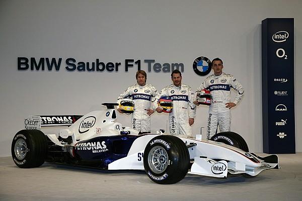 Цей день в історії: перший BMW Sauber