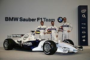 Формула 1 Ностальгія Цей день в історії: перший BMW Sauber