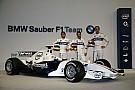 Формула 1 Цей день в історії: перший BMW Sauber