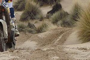 Dakar Intervista Dakar, Ruoso: