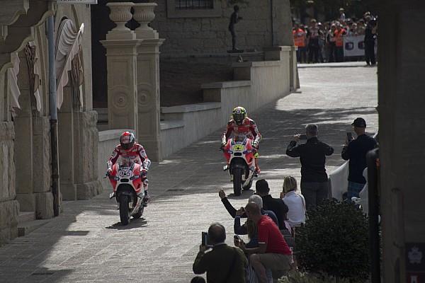 MotoGP Noticias de última hora Ezpeleta dice que el MotoGP podría tener una carrera urbana