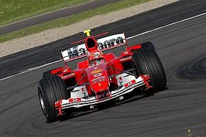 Formula 1 Son dakika Rossi'nin Ferrari'yle yaptığı ilk test Schumacher'i çok şaşırtmış