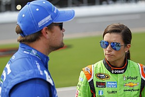 Stenhouse on Danica's Daytona/Indy double and hopes for 2018