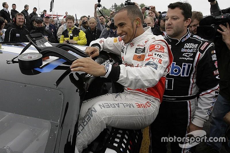 Top 10: pilotos de la F1 que han probado NASCAR