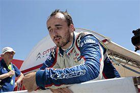 Роберт Кубица может стать заводским пилотом Citroen 16