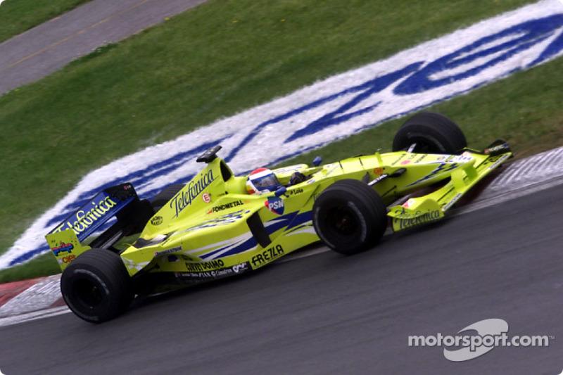 Marc Gene ve Minardi