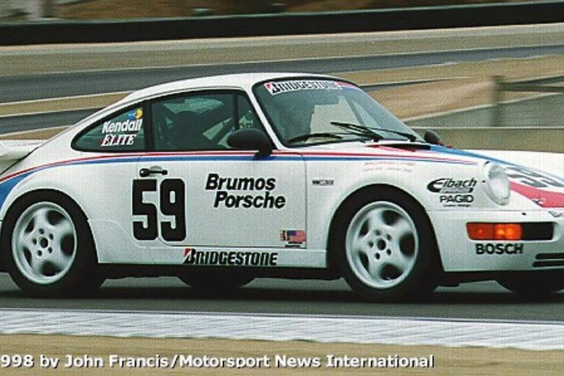Exhibition Porsche 964 (turn 2)