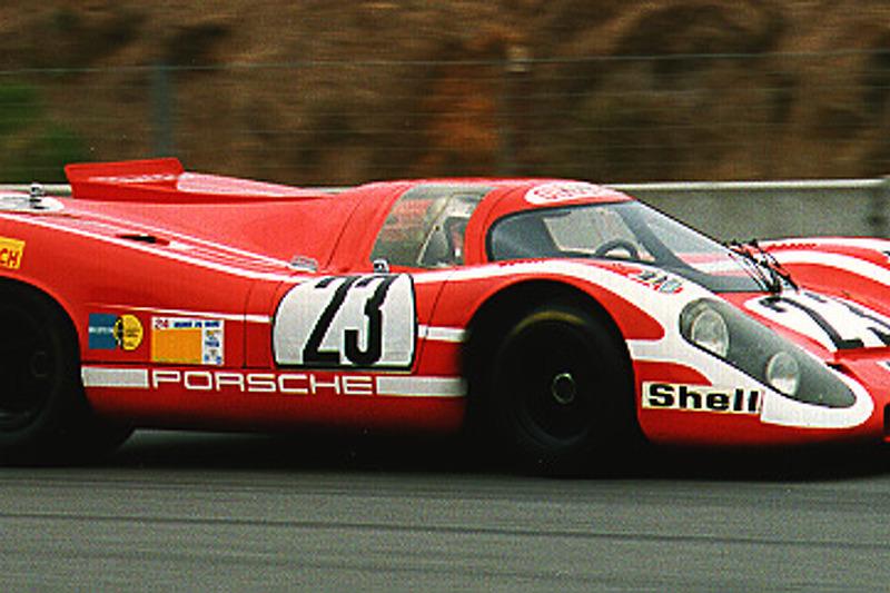 1970 Porsche 917 - 1970 Le Mans winner look-alike