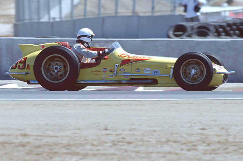 1958 Epperly Indy Car
