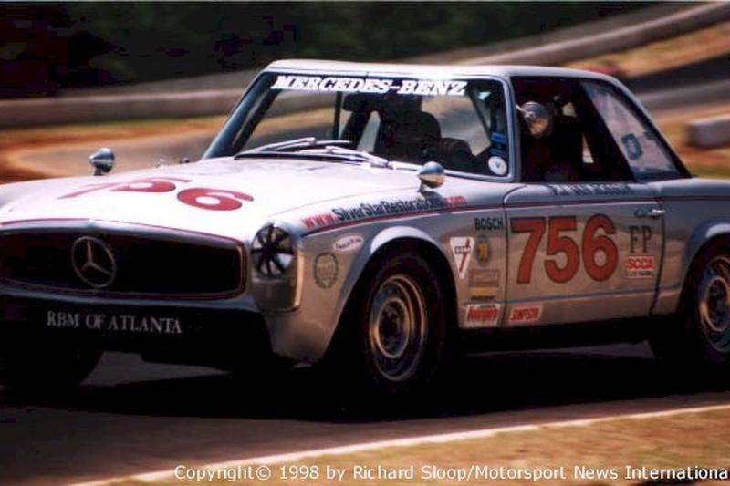 Mercedes @ Road Atlanta 1998