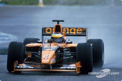 Arrows test sezonu, Jerez