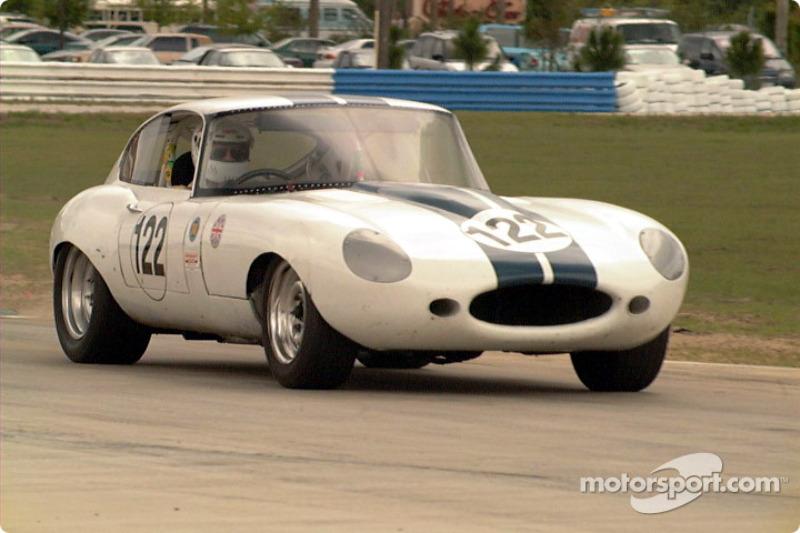 Howard Turner's '65 Jag E-Type