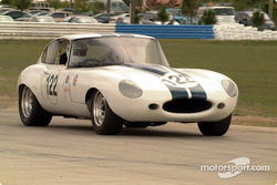 Howard Turner's '65 Jag E-Type