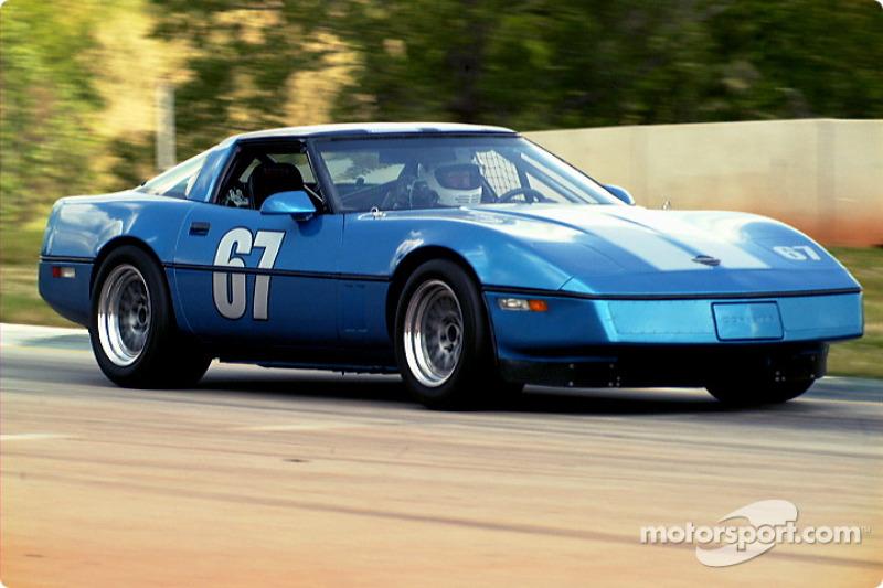 Jerry Waltenberger's Corvette