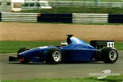 Nicolas Filliberti, Prost Junior Team