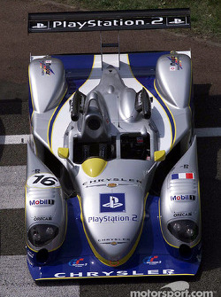 The Chrysler LMP