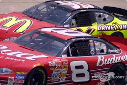 Dale Earnhardt Jr. y Andy Houston