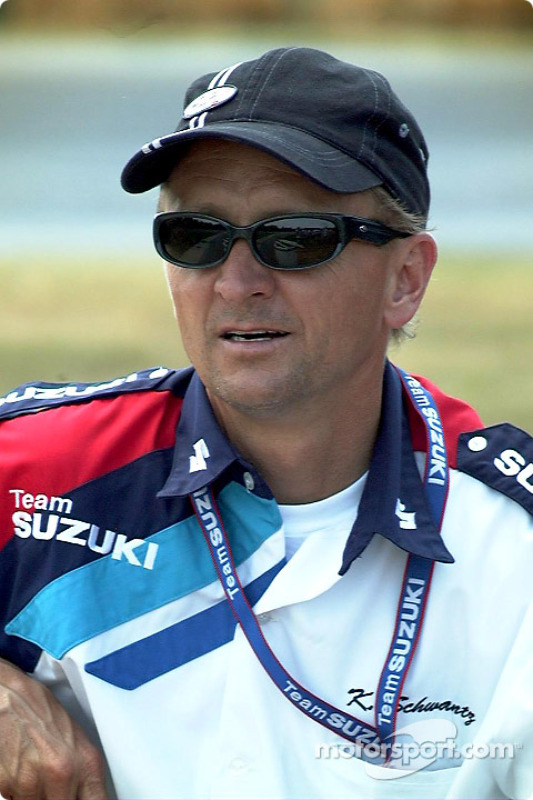 World Champion Kevin Schwantz, Superbike