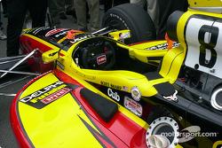 Scott Sharp's car