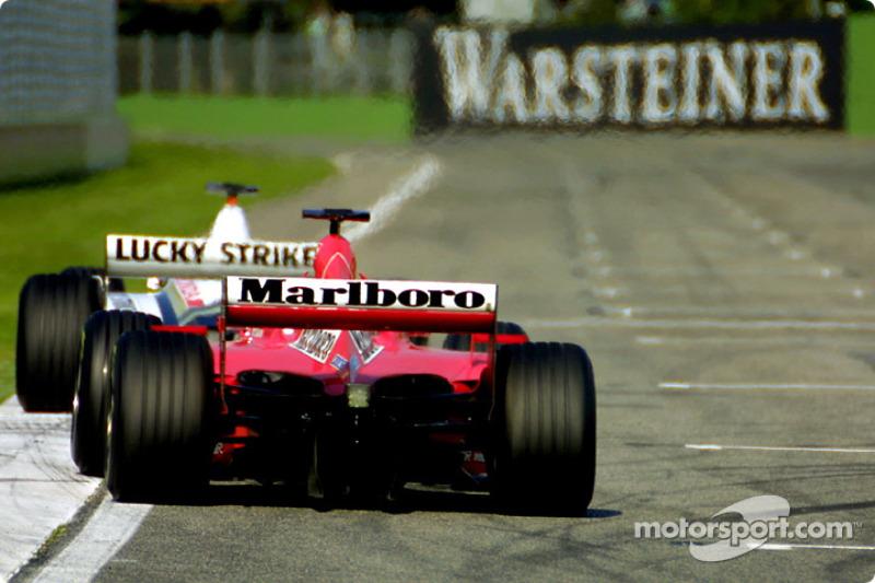 Боротьба між BAR і Ferrari
