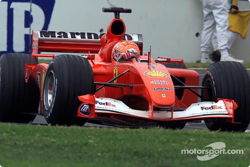 2001 Ausztrál GP