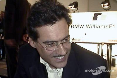 Présentation de la BMW Williams FW23