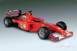 El Ferrari F2001