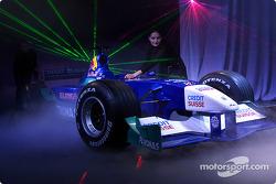 Lanzamiento tecnológico del Sauber C20
