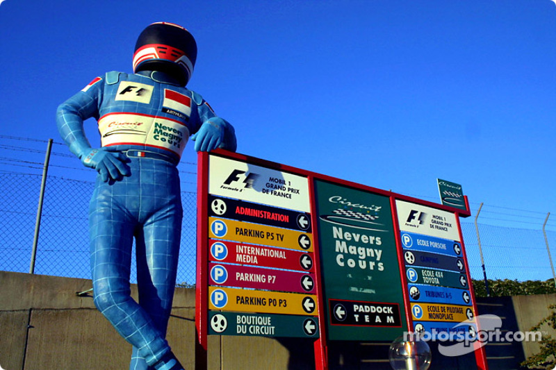 Welcome to Magny-Cours