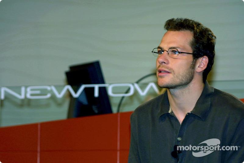 Jacques Villeneuve, the local hero