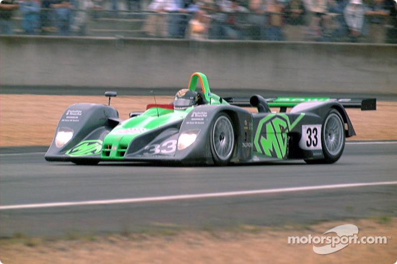 MG through Dunlop