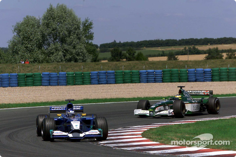 Kimi Räikkönen - Sauber - F1 2001