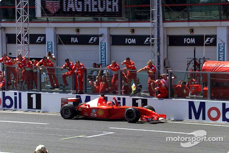 2001 Francia GP