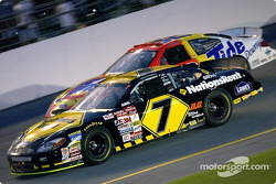Mike Wallace y Ricky Craven