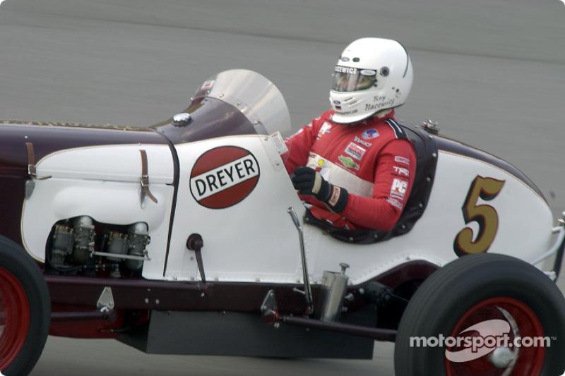 Historic Champ cars showcase: 1935 Dryer