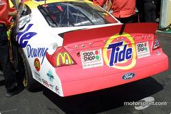 Ricky Craven's car