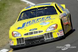 El especialista en circuitos, Boris Said llevó el Ford Jasper Engines a la bandera a cuadros en el o