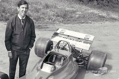 Tyrrell 001 tanıtımı